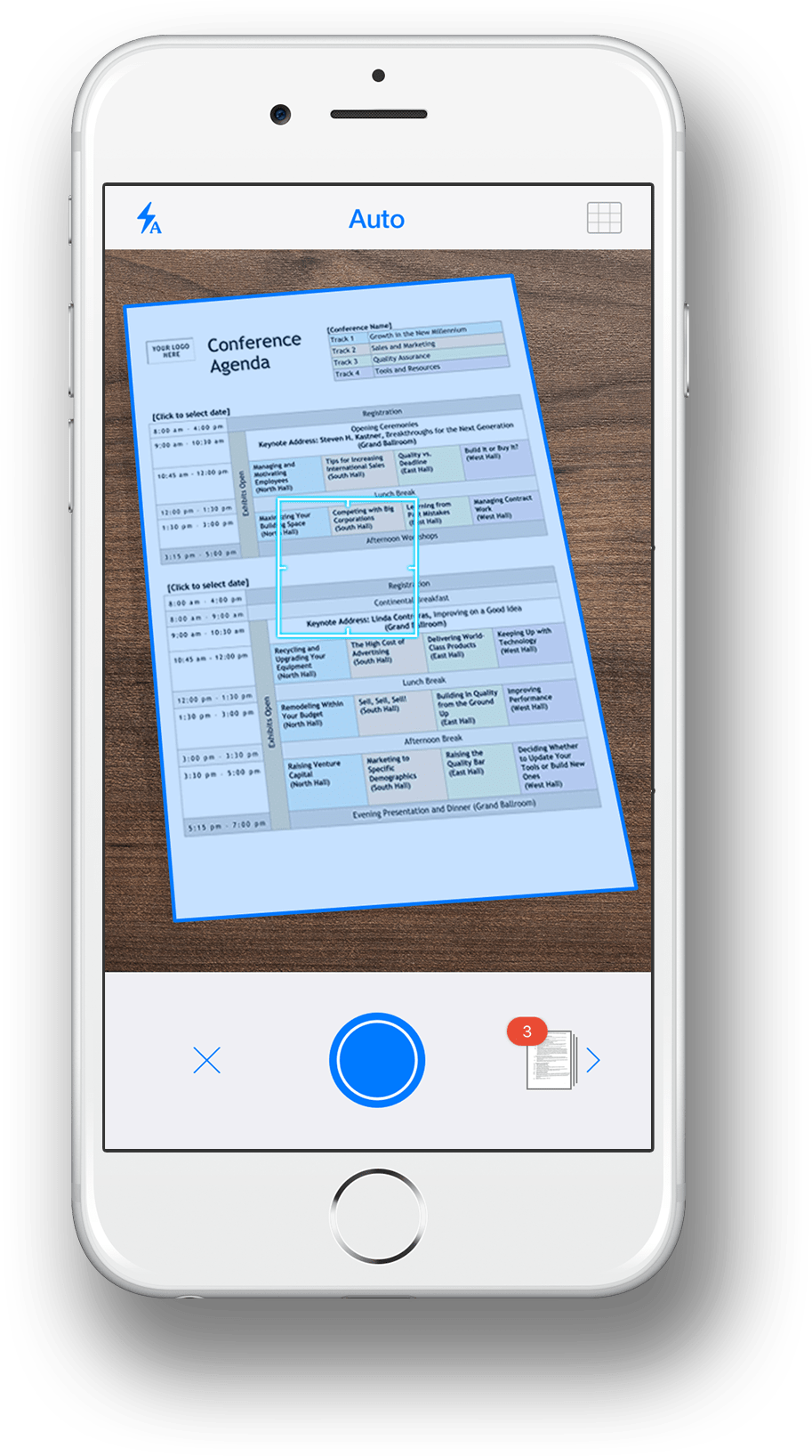 Portable Scanner App for Iphone & Android | BP Mobile