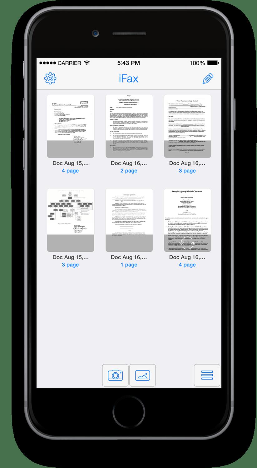 Ifax app log in